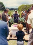 Harry H. Howard Funeral in Hawaii - Grave Dedication and Burial